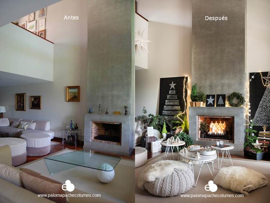 Paloma pacheco paloma pacheco turnes estilismo de for Clases de decoracion de interiores