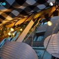 paloma pacheco turnes, luces, el mercado de la vida, farolillos, feria, www.palomapachecoturnes.com