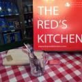 the red's kitchen, empanadas, empanada, cocina, decoracción 2015, fiesta, paloma pacheco turnes